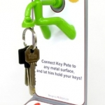 Peleg Key Pete metal display