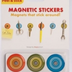 Peleg Magnetic Stickers blister